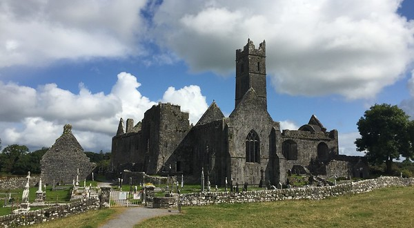 023 - Quin Friary