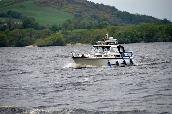 2014-05-05 Tanjuan on Lough Derg