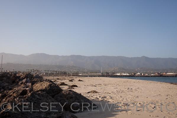 Santa Barbara Breakwater
