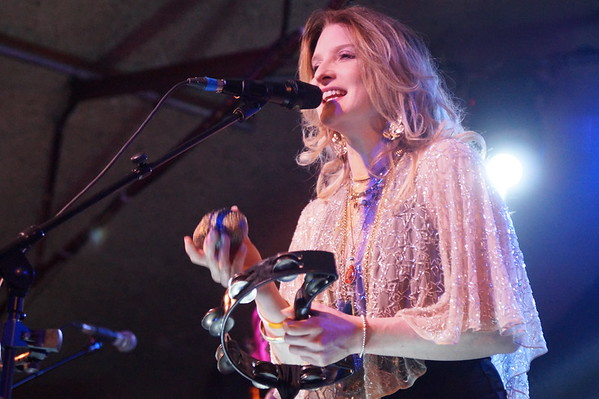 Heather Findlay Band Bilston