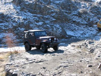Lost Trail 20 Feb 06