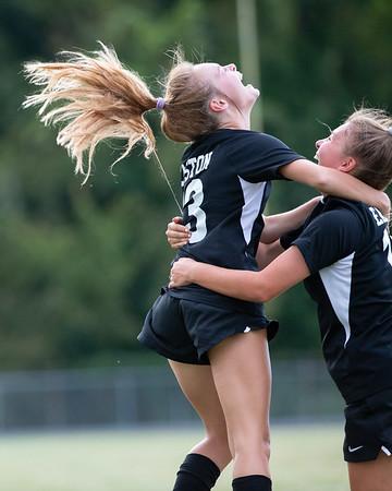 Lady Warriors Soccer Senior Game