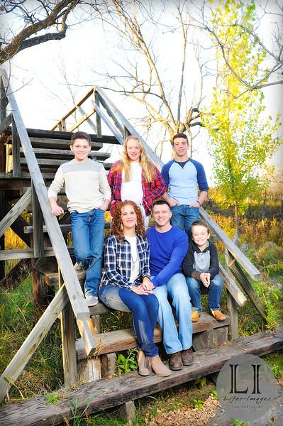 Kleinknecht Family 2017
