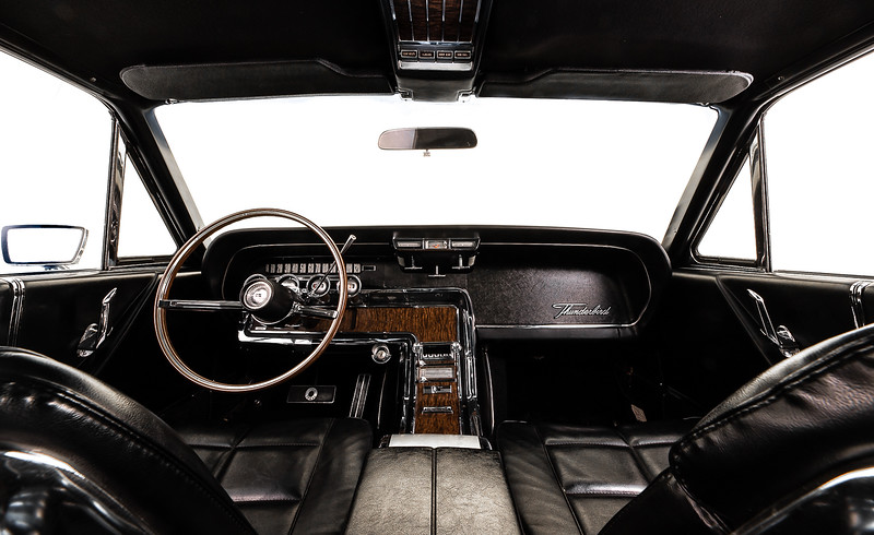 Ford Thunderbird 1965 - N°1/10
