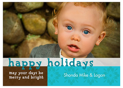 Morris Holiday Cards