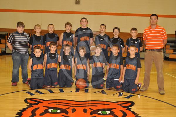 2013 Basketball Preview - Grade School