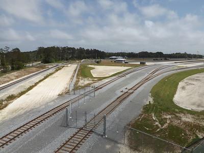 JAXPORT's Intermodal Container Transfer Facility