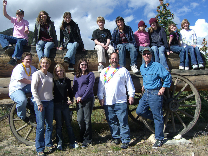 Let me show everyone now, although this shot was taken just before we departed on Sunday afternoon.