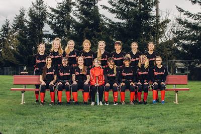 HS Girls Softball