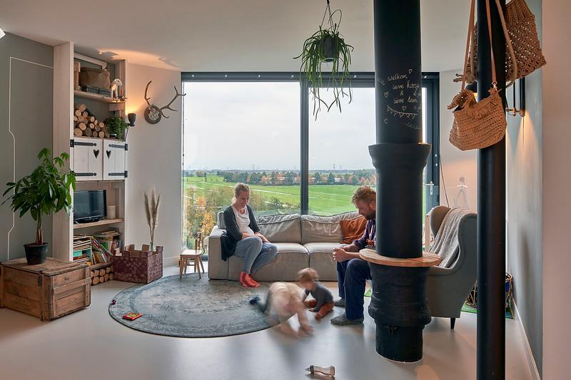 Watertoren Nieuw Lekkerland. RVArchitectuur