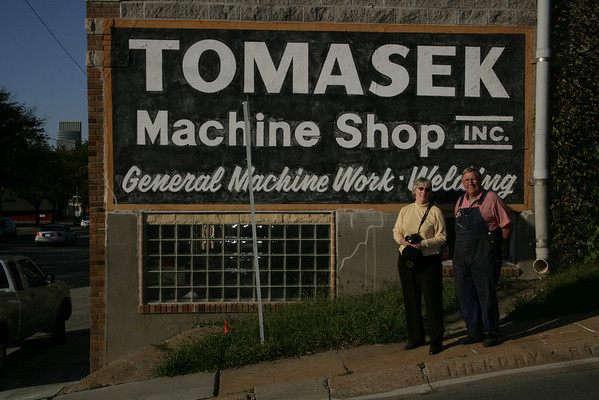 Rick Tomasek Machine Shop Oct.10.2008