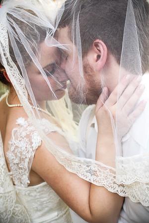 Amalie and Tim Wedding