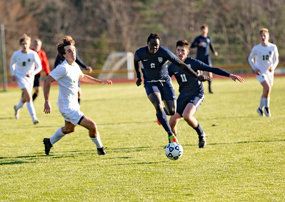 Varsity Boys' Soccer 2021