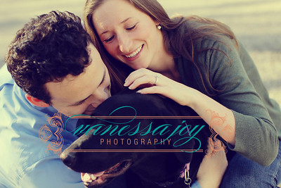 Megan Allman and Darin April 12