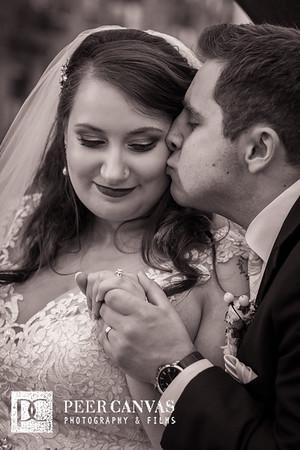 Kaylee and Tyler Ironworks Hotel Wedding