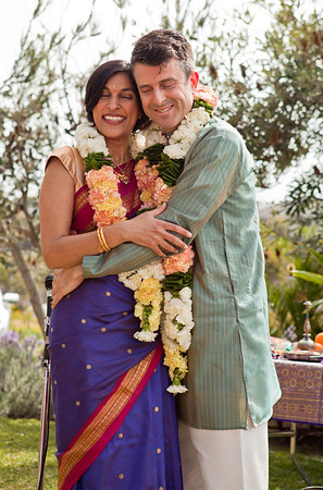 Sandya & Joe Wedding