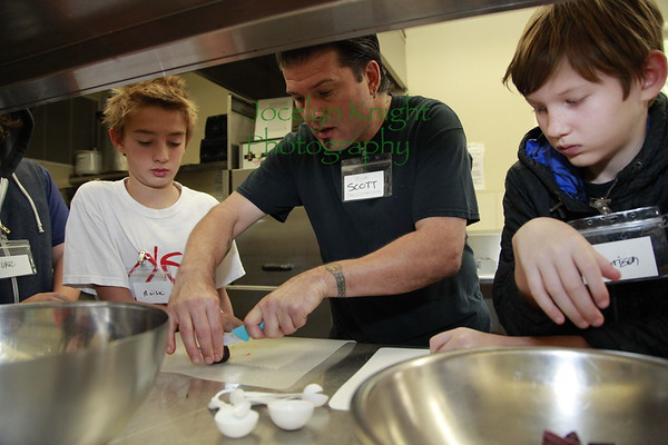 The Culinary Dude - Cooking Class for Kids