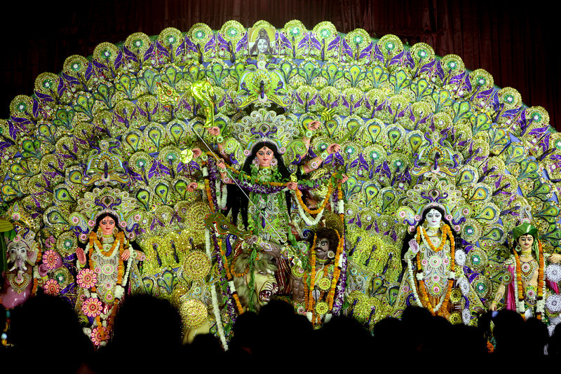 Durga Puja Festival, Delhi