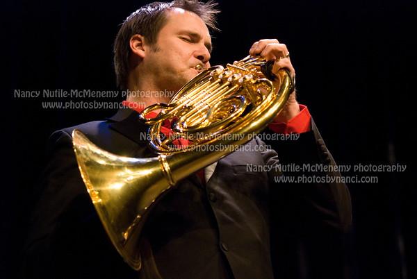 Canadian Brass Quintet December 18, 2009