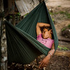 Sleeping Boy, Cambodia