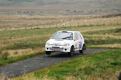 S. M. C. Members on the Cheviot Stages (22nd of September 2019)