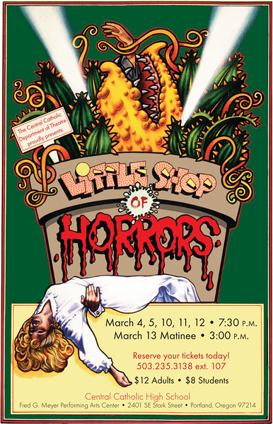 Spring 2011 - Little Shop of Horrors