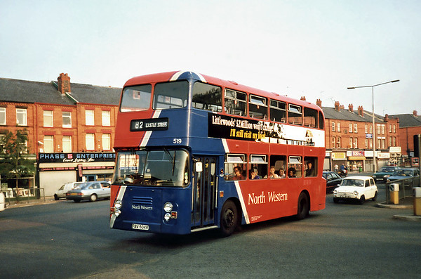 4th September 1991: Liverpool and Aigburth