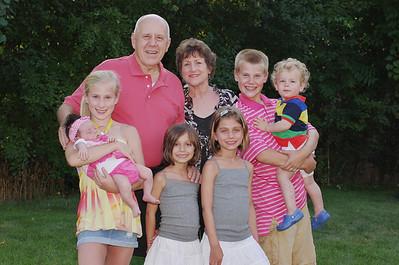 Pellegrinetti Family Portraits