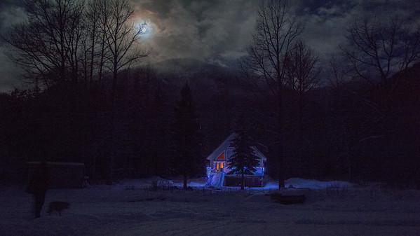 2018 Tyaughton Christmas