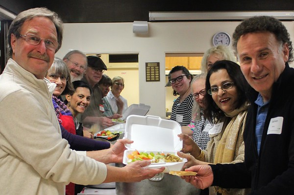 Abrahamic Reunion Community Service Carmel Valley 2017