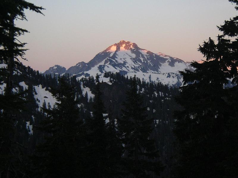 Mt. Hagan?