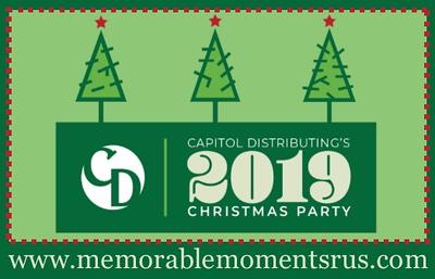 Capital Distributing Holiday