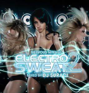 ELECTRO SWEAT 2   2008 ALBUM