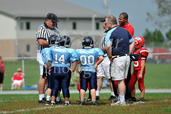 Holy Name VS Lincoln Park Mighty Mites 2011 -2012