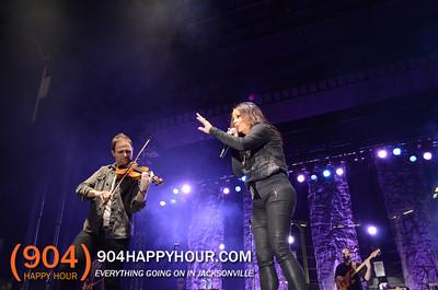 Jacksonville Fair - Sarah Evans - 11.11.13