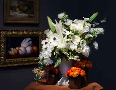 2014 Bouquets to Art