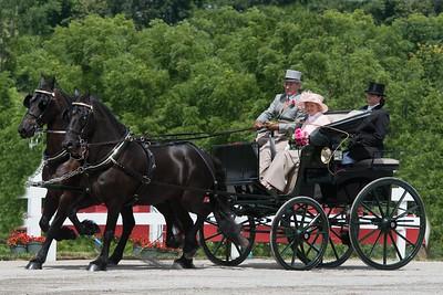 Walnut Hill Farm Driving Event