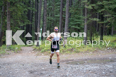 2018 Xterra Canmore Run 2