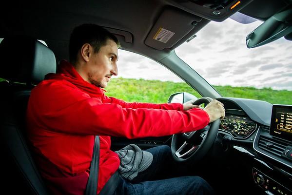 Silvercar - Audi Q5