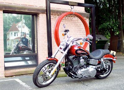 Garrett Bond Bike
