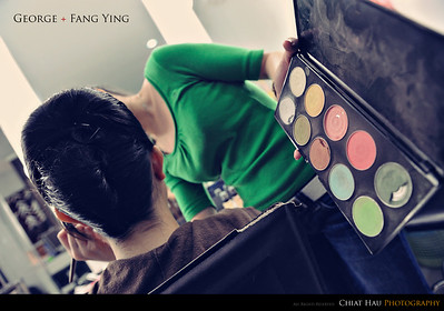 George + Fang Ying 180709 - Morning Session