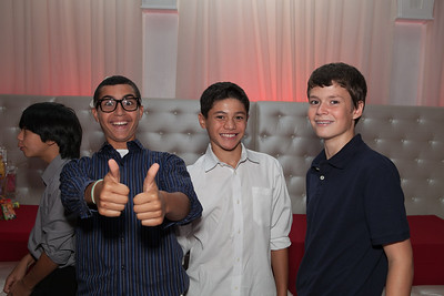 Jeremy's Bar Mitzvah - Kid's Party