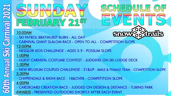 60th Ski Carnival 2021