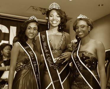 Miss Black & Gold 2012-13 @ VCU