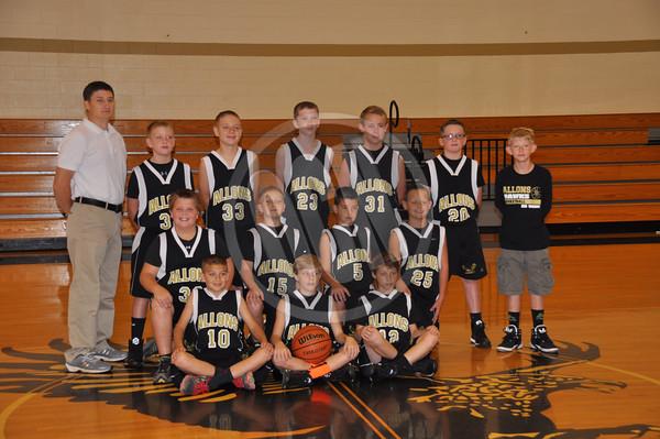 2014 Basketball Preview  -  Bantam, Varsity, and Cheerleaders