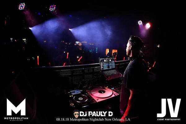 DJ Pauly D 08.18.18