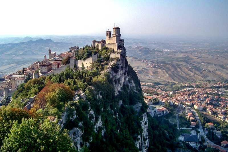 Rimini, Italy / San Marino