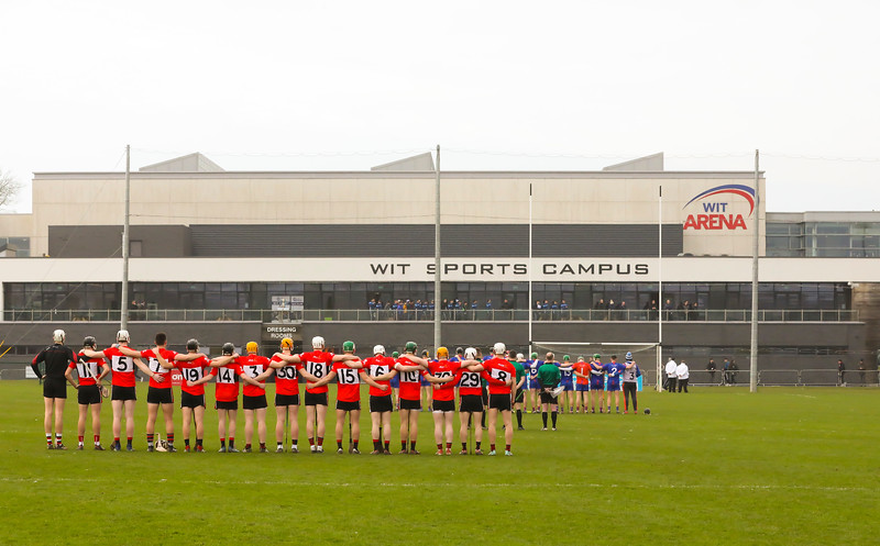 23/03/2019. Electric Ireland Fitzgibbon Cup Final. Picture: Patrick Browne