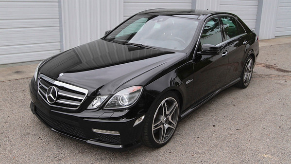 SOLD: 10 Mercedes AMG E63