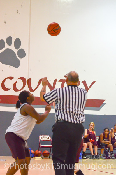 MJH7GA vs Schultz Girls Basketball